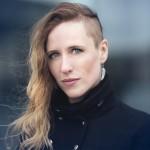 Danish soprano Nina Clausen, photo by Thorbjørn Fessel